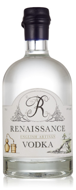 Renaissance Vodka English Artisan Vodka